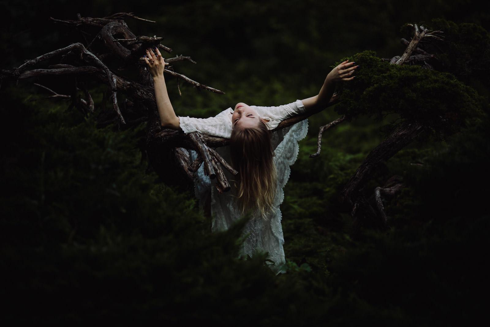 girl mystic park session iga koczorowska