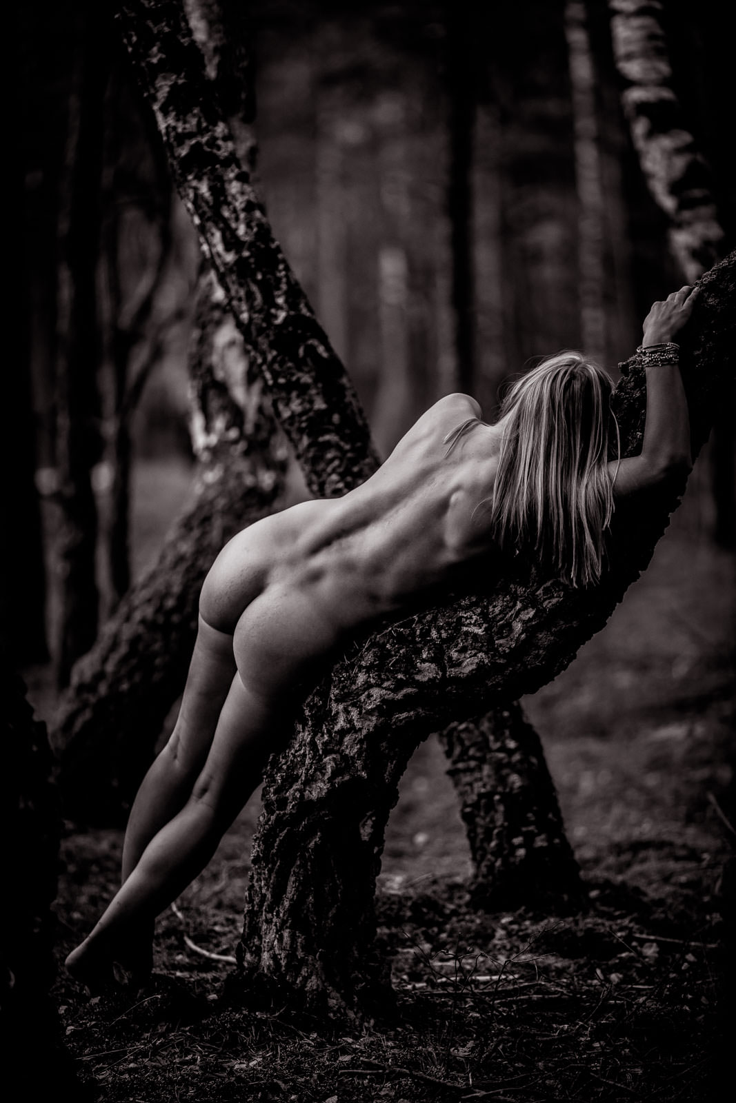 nude photo forest iga koczorowska 9
